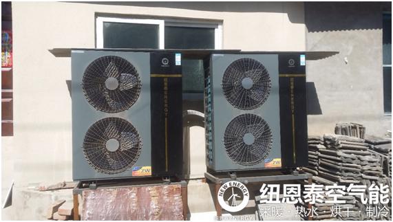 <b>空气能安装_空气能地暖安装示意图_美的空气能热水器安装设计</b>