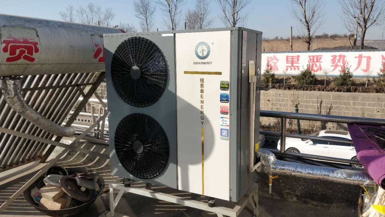 空气能取暖设备工作原理- 「www.zgsgyp.cn」 空气能十大品牌网