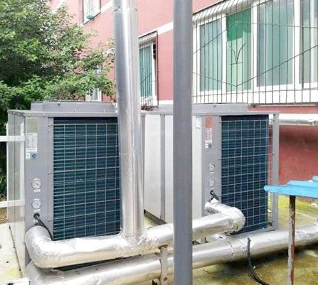 纽恩泰空气能热泵商用